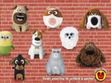 The Secret Life of Pets (McDonalds, 2016)