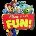 McDonald's Disney Pixar Fun