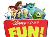 Disney Pixar (McDonald's Europe, 2004)