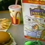 McDonald's Ad- Peter Pan 1 (1998)