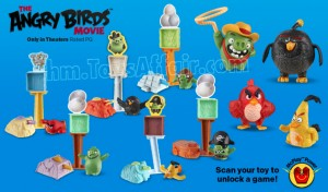 The Angry Birds Movie (McDonald's, 2016)