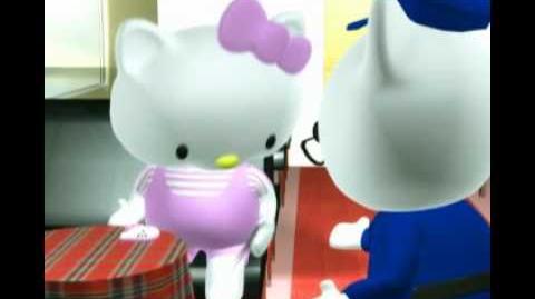 Hello Kitty & Shinkansen (McDonald's Pakistan, 2004)