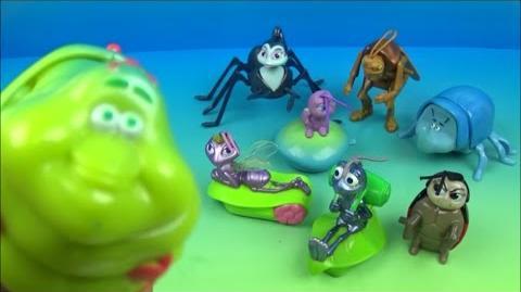 A Bug's Life (McDonald's, 1998)