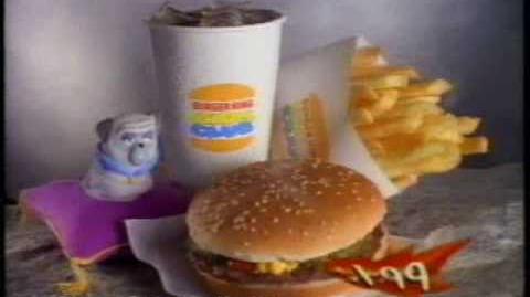 Pocahontas finger puppets (Burger King, 1996)