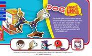 Wendys 2011 Smart Links Dog
