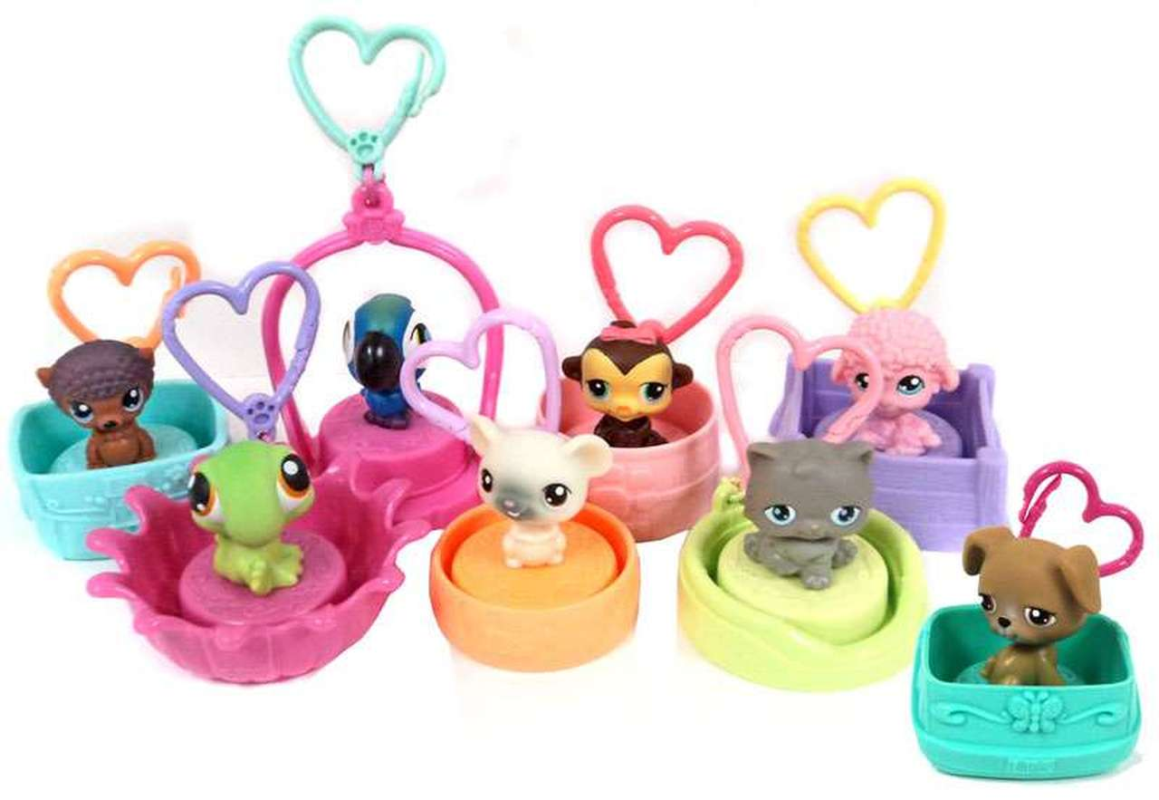 Littlest Pet Shop (McDonald's, 2006)