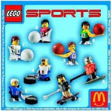 Lego Sports (McDonald's, 2004)