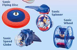 Sonic X (McDonald's, 2007)