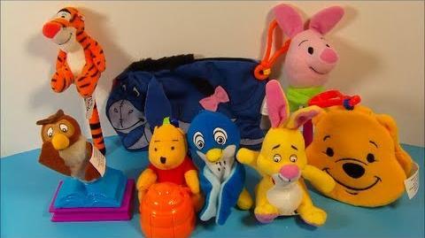 Disney's The Book of Pooh (McDonald's, 2001)