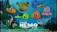 McDonald's - Finding Nemo Happy Meal USA Commercial (2003)-0