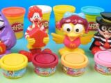 McDonaldland Play-Doh Kit (McDonald's Asia, 2005)