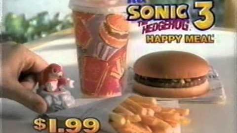 Sonic the Hedgehog 3 (McDonald's, 1994)