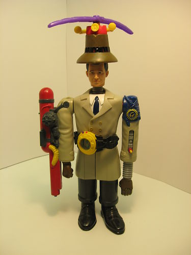 Inspector Gadget (McDonald's, 1999)