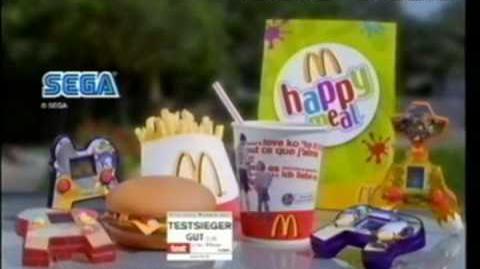 CLUB-SEGA (McDonald's, 2005)