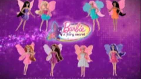 Barbie: A Fairy Secret (McDonald's US, 2011)