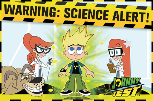 Johnny Test (McDonald's UK, 2011)