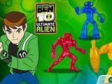 Ben 10 Ultimate Alien (McDonald's, 2011)