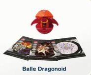 2011 Bakugan Balle Dragonoid