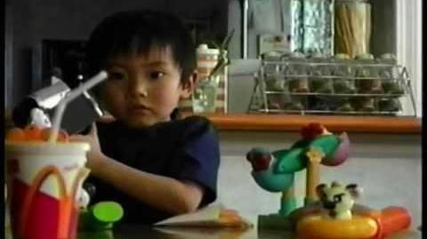 Hamtaro (McDonald's Japan, 2004)