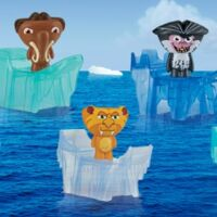 Ice Age Continental Drift Mcdonald S 2012 Kids Meal Wiki Fandom
