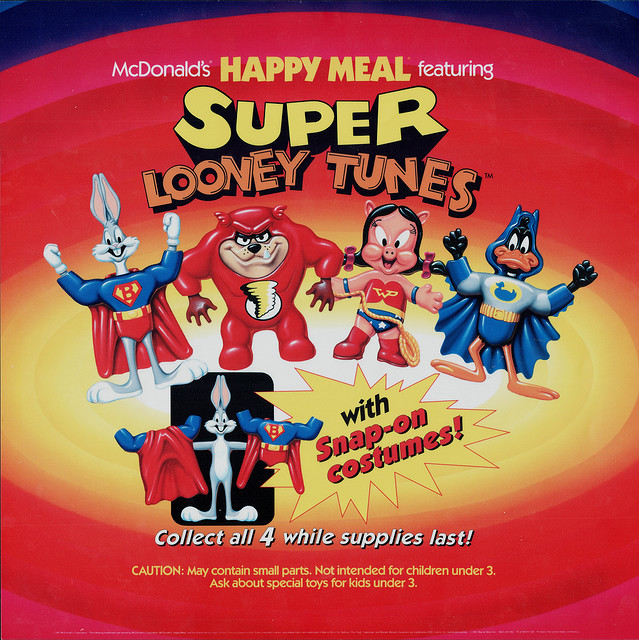 Super Looney Tunes (McDonald's, 1992)