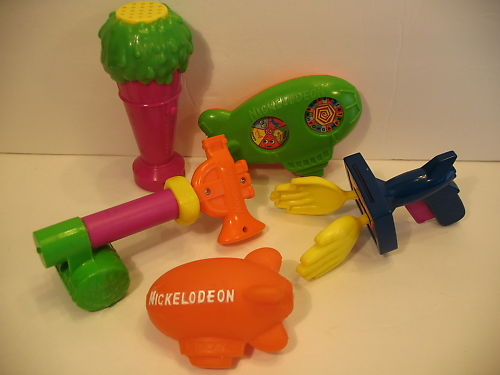 Nickelodeon Game Gadgets (McDonald's, 1992)