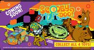 Arbys Scooby-Doo 2011
