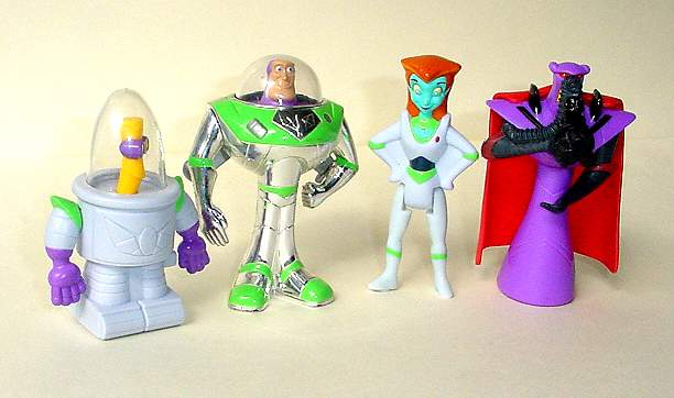 Buzz Lightyear Of Star Command (McDonald's Australia)