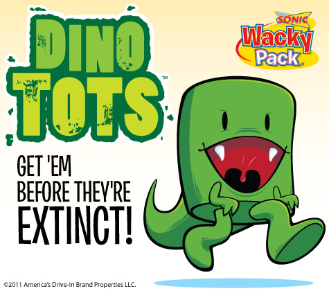 Dino Tots (Sonic, 2011)