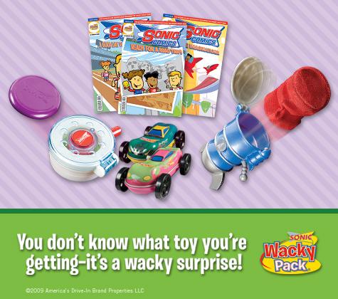 Wacky surprise (Sonic, 2009)