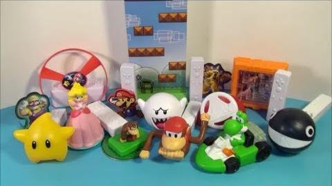 Nintendo Wii (Burger King, 2008)