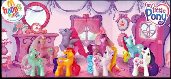 My Little Pony (McDonald's, 2008)