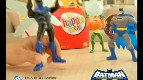 Batman: The Brave and the Bold (McDonald's China, 2010)