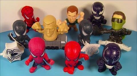 Spider-Man 3 (Burger King, 2007)