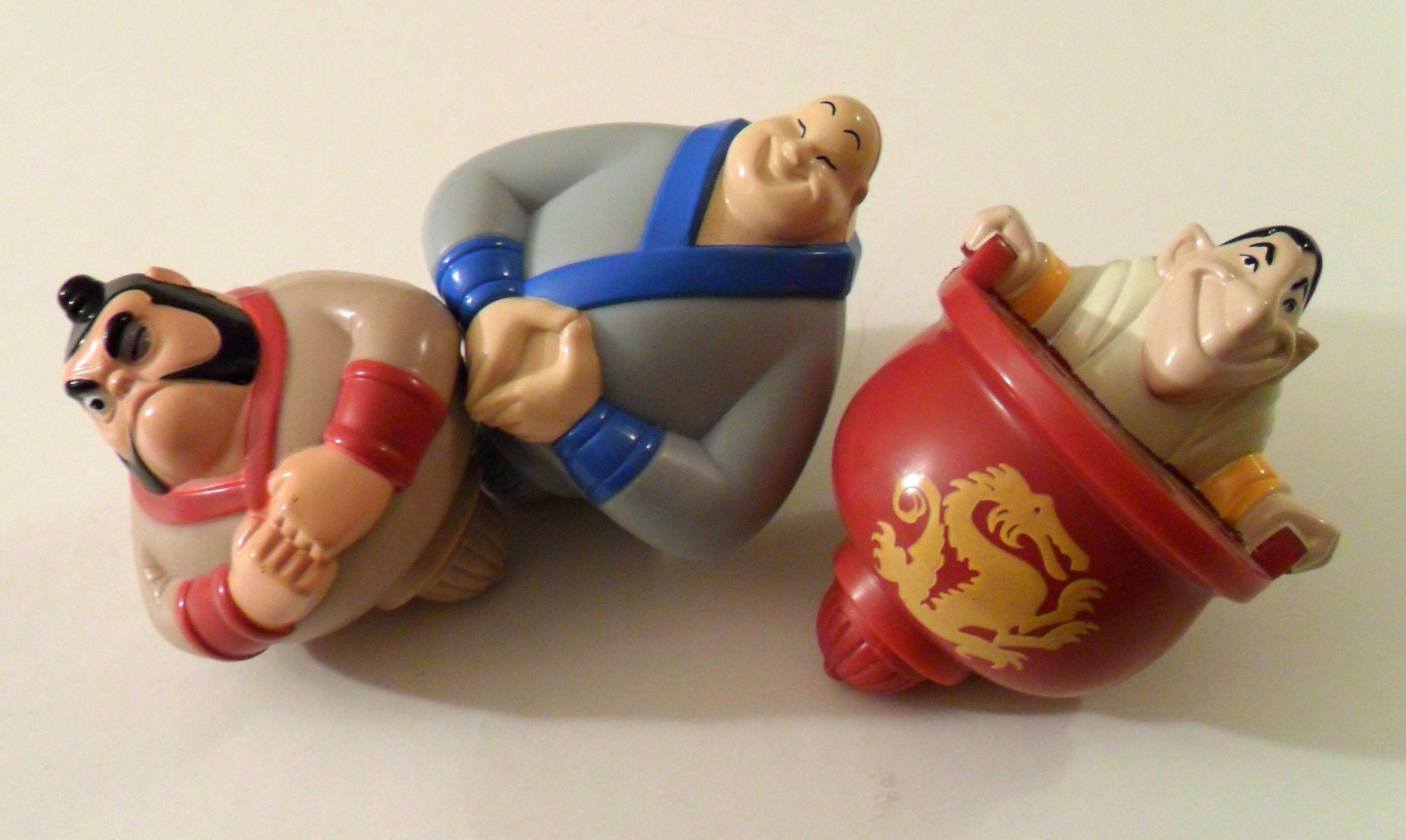 Mulan (McDonald's, 1999)