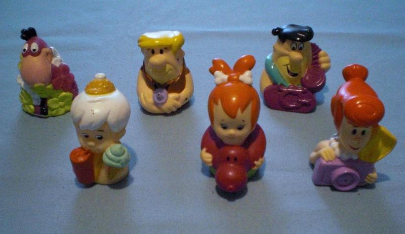 Flintstones Dino-Racers (Denny's, 1991)