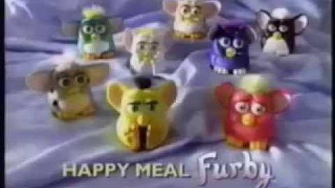 Furby (McDonald's, 1999)