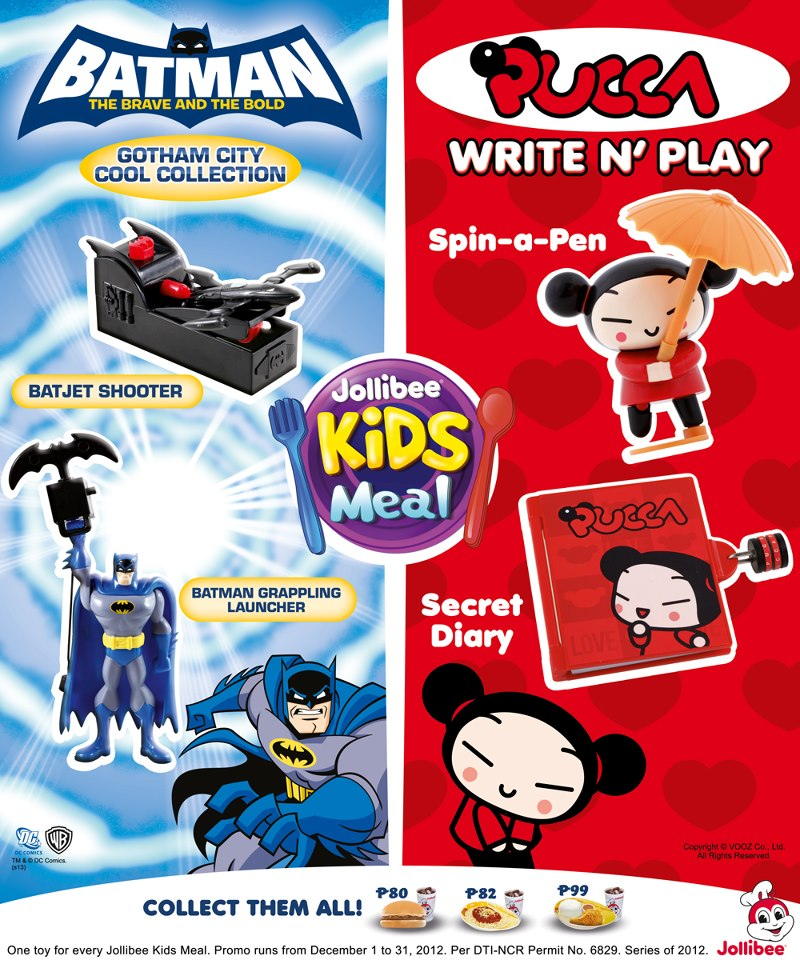 Batman Brave and the Bold and Pucca