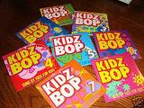 Kidz Bop CDs (McDonald's, 2009)