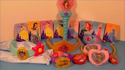 Disney Princess (McDonald's Happy Meal; 2008)