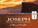Joseph: King of Dreams books (Chick-fil-A, 2000)
