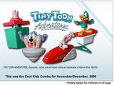Tiny Toon Adventures (Hardee's, 2000)