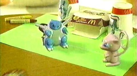Pokémon (McDonald's Japan, 2005)
