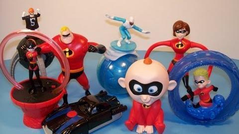 The Incredibles (McDonald's, 2004)