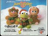 Muppet Babies Hoilday plush (McDonald's, 1988)