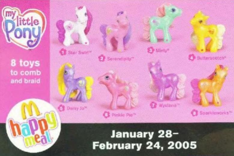 My Little Pony (McDonald's, 2005)