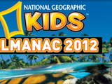 National Geographic Kids Almanac 2012 (Wendy's, 2011)
