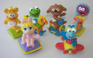 Muppet Babies (Hungry Jack's, 2004)