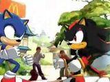 Sonic X (McDonald's France, 2006)