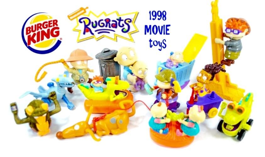 The Rugrats Movie (Burger King, 1998)